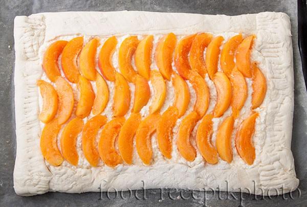 Тесто с творогом для пирога