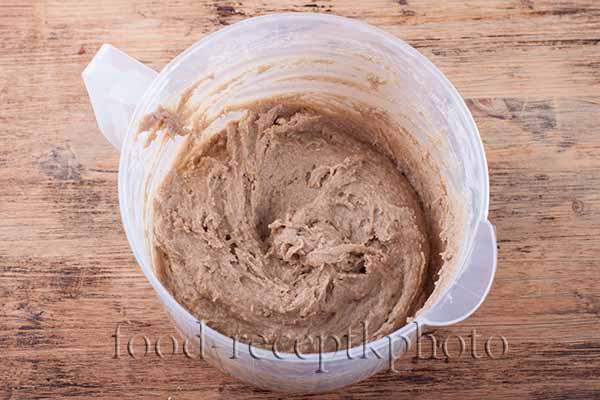 Тесто для медовых кексов