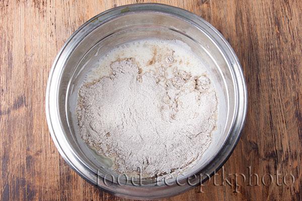 Ингредиенты для лукового пирога