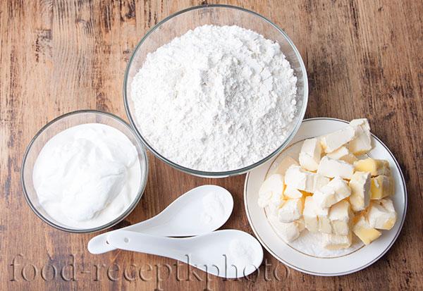 Ингредиенты для колоба беломорского
