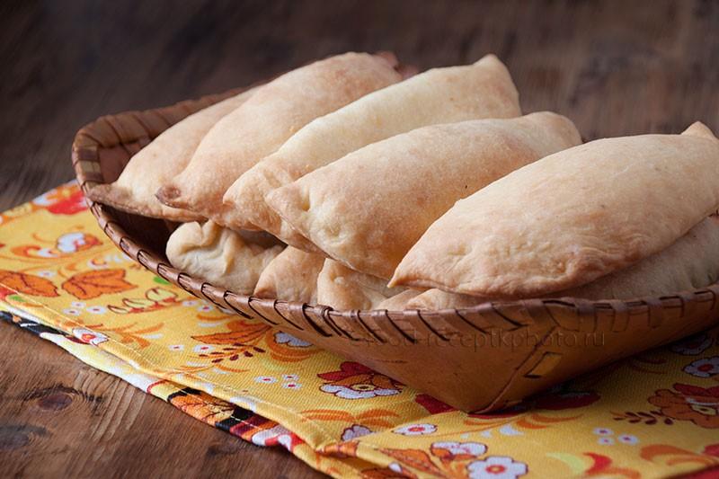на фото Каргопольские пироги