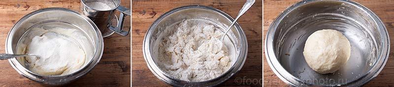 Тесто для домашних рогаликов - продолжение