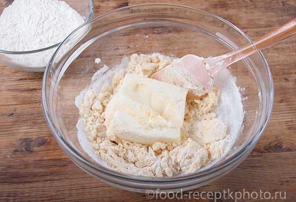 Тесто для рождественского норвежского печенья